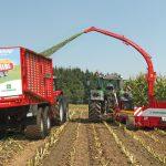 Прицепной комбайн для кукурузы - Прицепной комбайн МЕХ 6