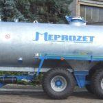 Бочки для внесения жидких органических удобрений - Ассенизационная машина Meprozet PN-180