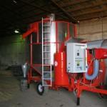 Зерносушилки - Мобильная зерносушилка Fratelli Basic 55
