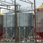 Мобильная зерносушилка Fratelli XL 550